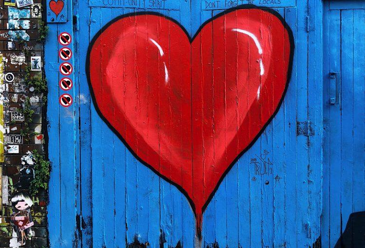 De dag van de liefde